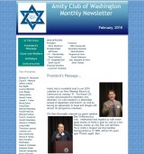 February 2016  Newsletter - featured